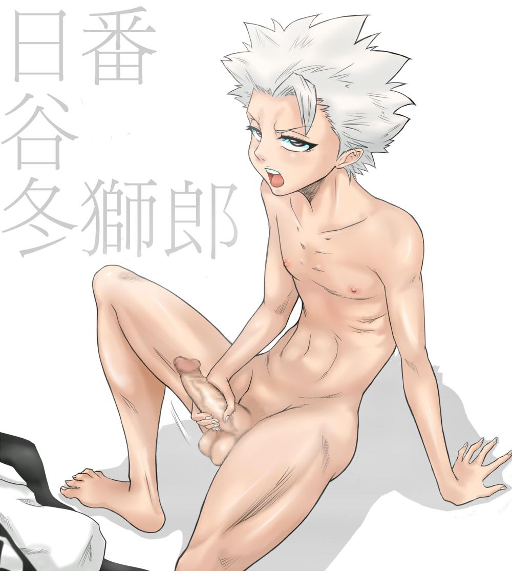 gay bleach porn anime