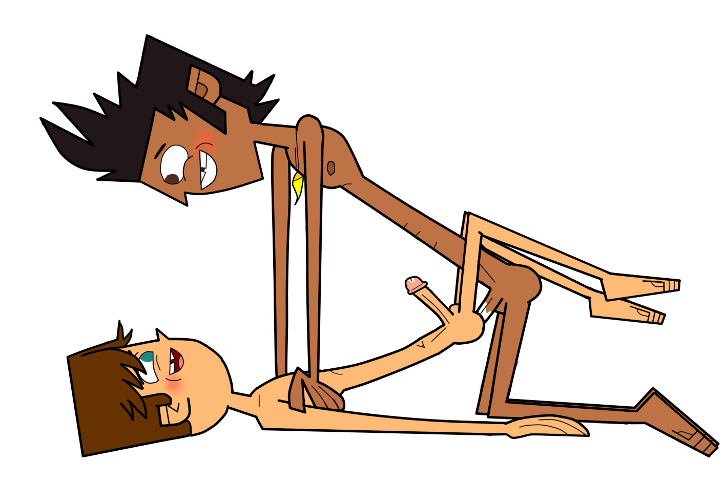 Total drama cody blowjob